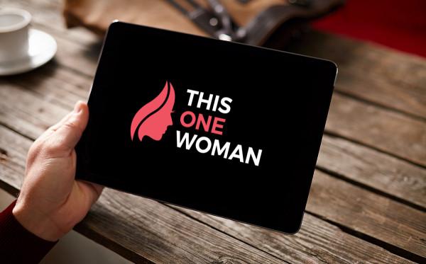 Sample branding #2 for Thisonewoman