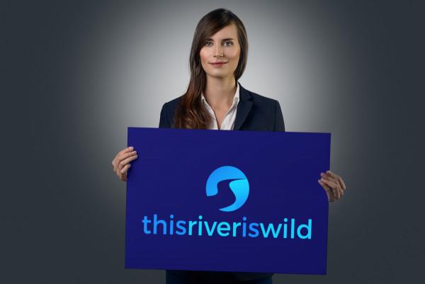 Sample branding #3 for Thisriveriswild