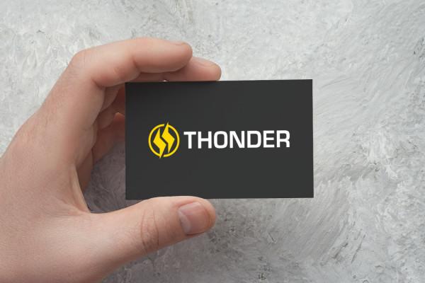 Sample branding #2 for Thonder