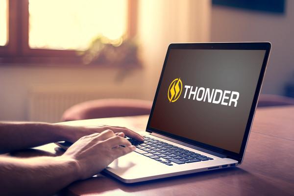 Sample branding #3 for Thonder