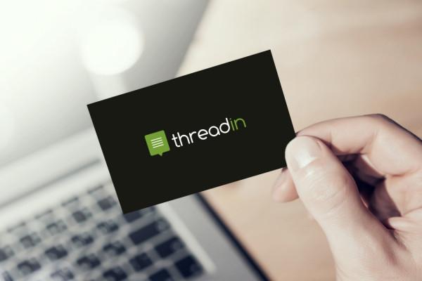 Sample branding #3 for Threadin