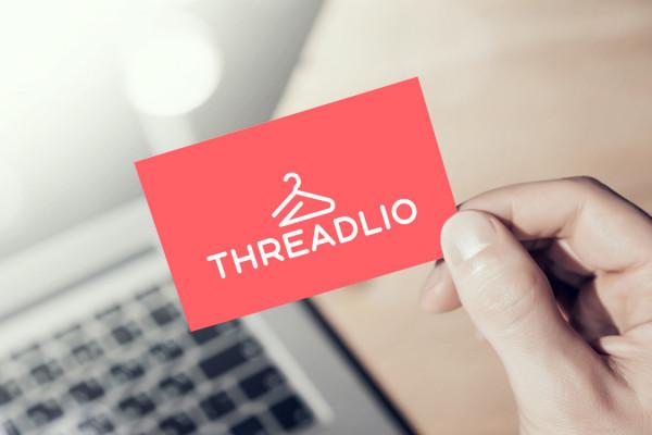 Sample branding #1 for Threadlio