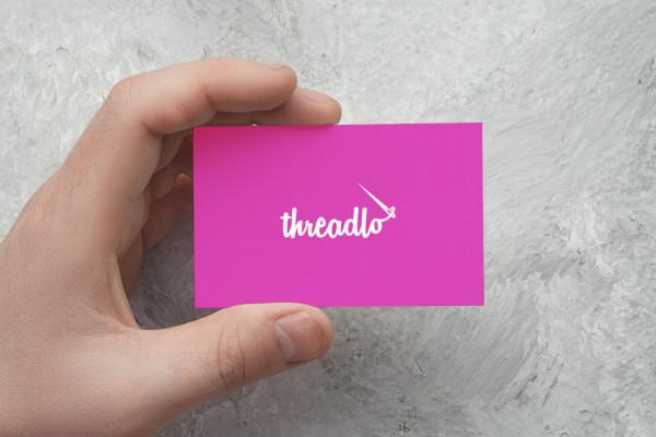 Sample branding #2 for Threadlo