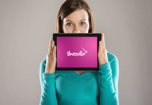 Sample branding #3 for Threadlo