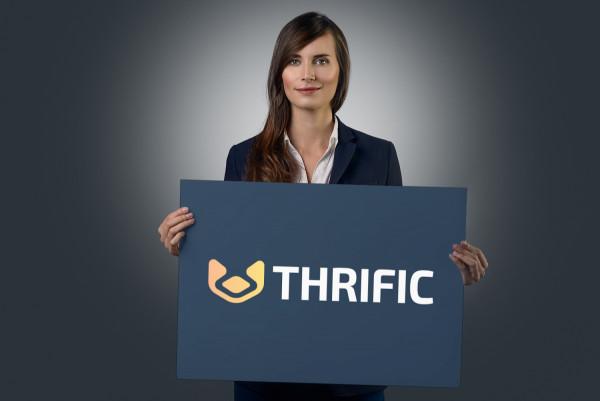 Sample branding #2 for Thrific