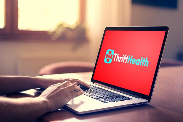 Sample branding #2 for Thrifthealth