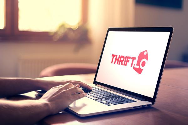 Sample branding #3 for Thriftlo