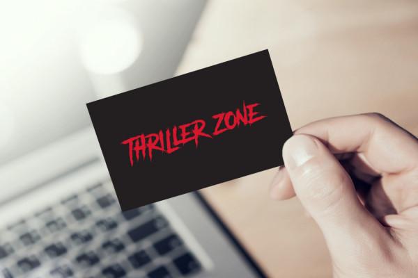 Sample branding #3 for Thrillerzone