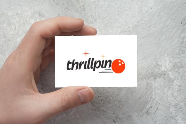 Sample branding #2 for Thrillpin