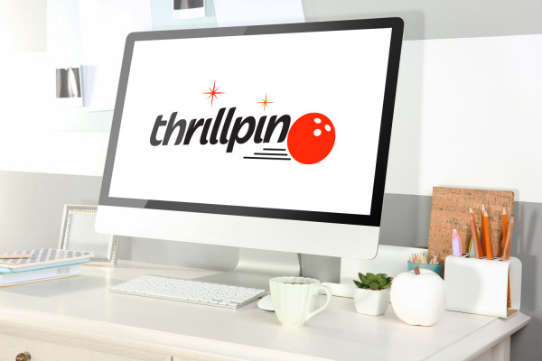 Sample branding #3 for Thrillpin