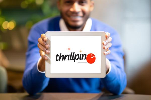 Sample branding #1 for Thrillpin