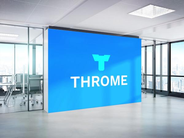 Sample branding #2 for Throme