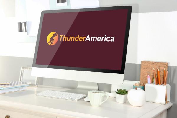 Sample branding #2 for Thunderamerica