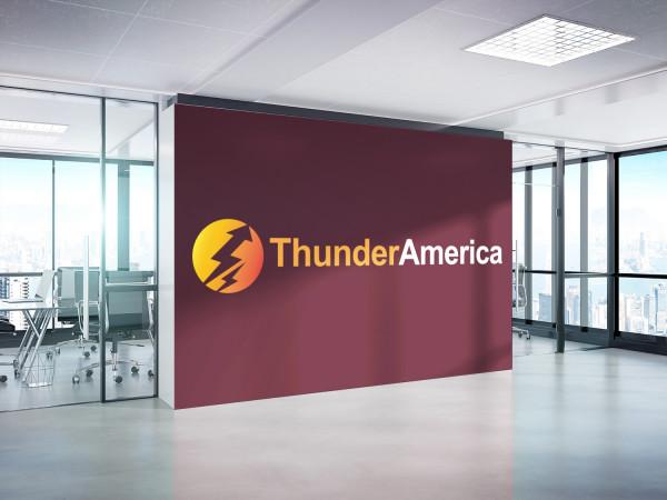 Sample branding #3 for Thunderamerica