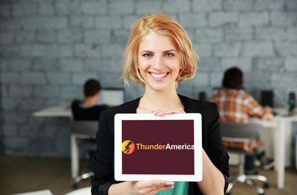 Sample branding #1 for Thunderamerica