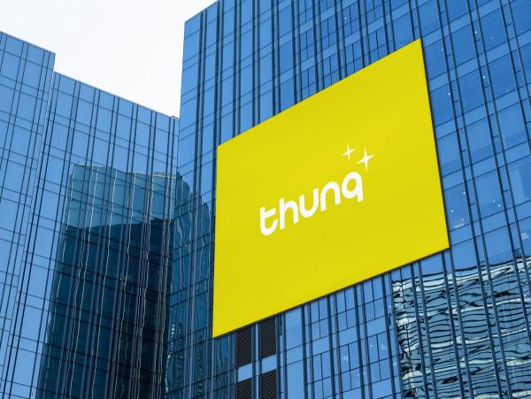 Sample branding #2 for Thunq