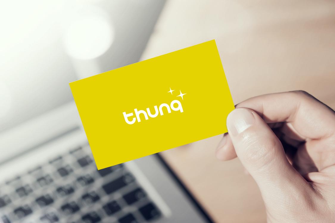 Sample branding #1 for Thunq