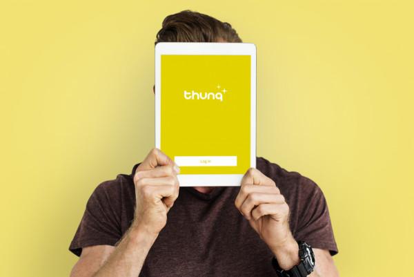 Sample branding #3 for Thunq