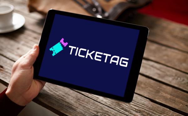 Sample branding #2 for Ticketag