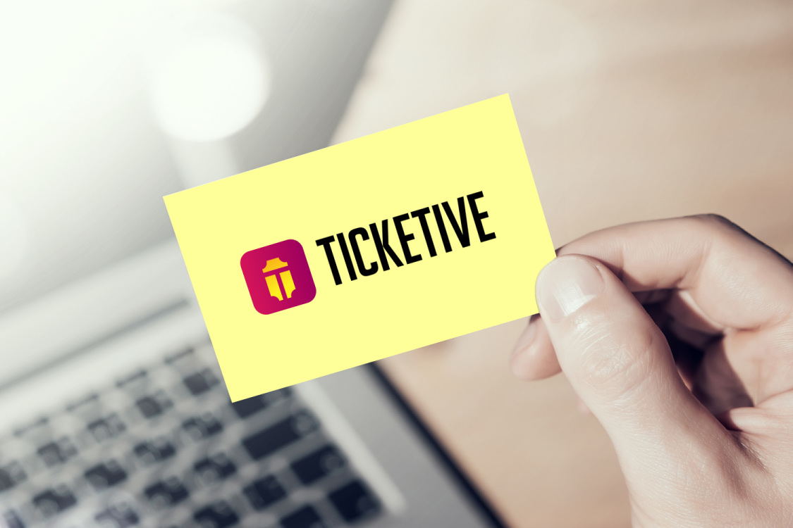 Sample branding #1 for Ticketive