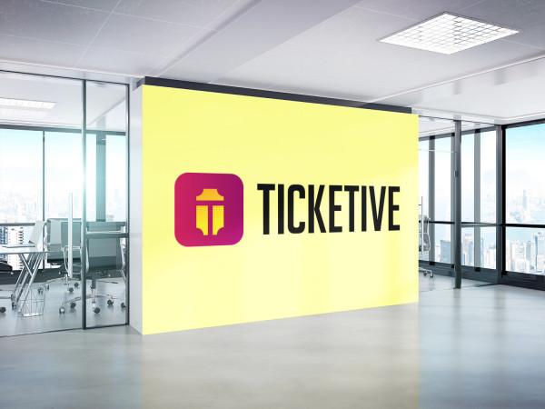 Sample branding #3 for Ticketive