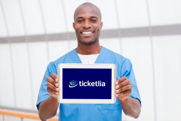 Sample branding #3 for Ticketlia