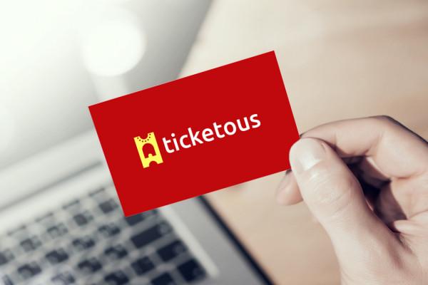 Sample branding #3 for Ticketous