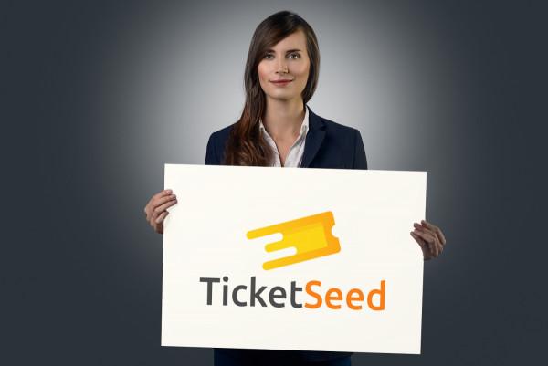 Sample branding #2 for Ticketseed