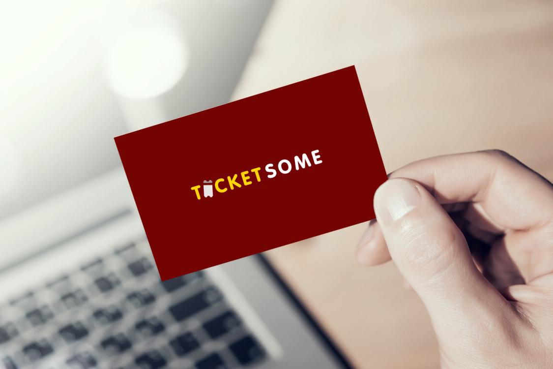 Sample branding #2 for Ticketsome