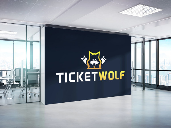 Sample branding #3 for Ticketwolf