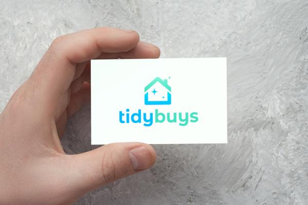 Sample branding #2 for Tidybuys
