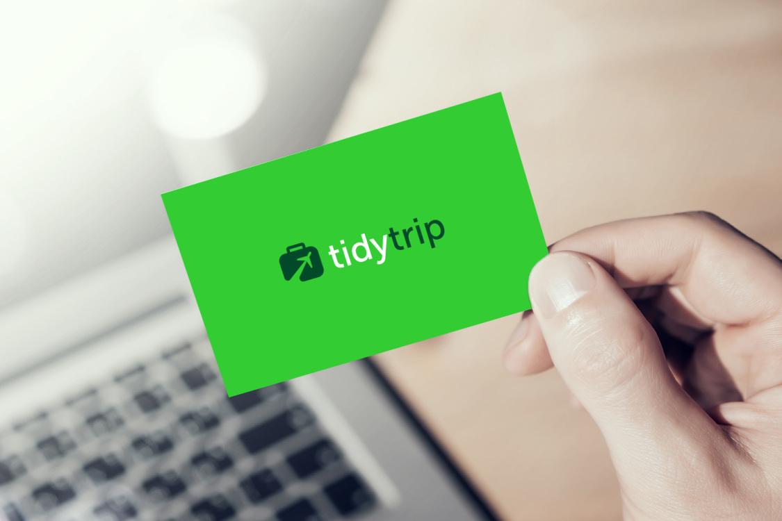 Sample branding #2 for Tidytrip