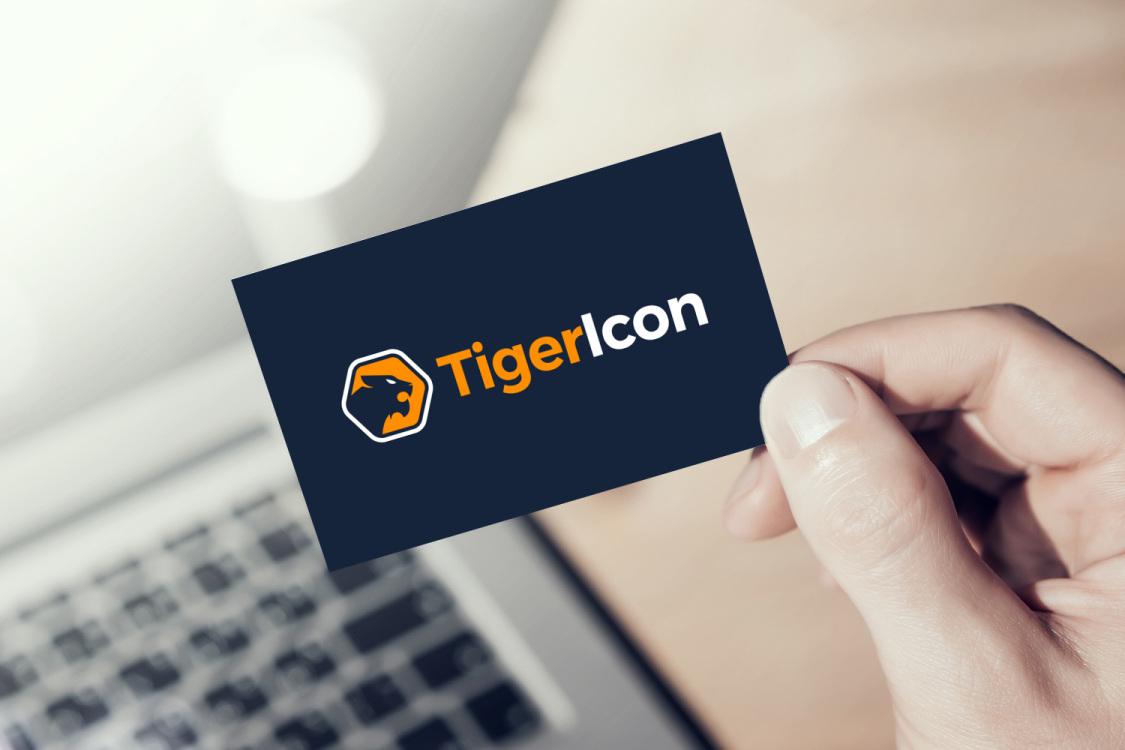 Sample branding #2 for Tigericon