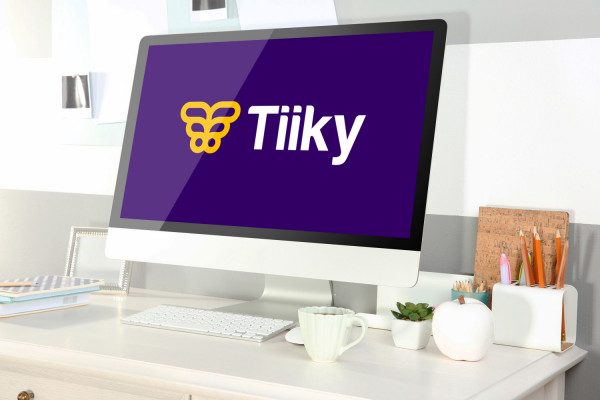 Sample branding #2 for Tiiky