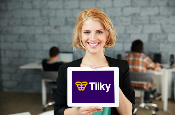 Sample branding #1 for Tiiky