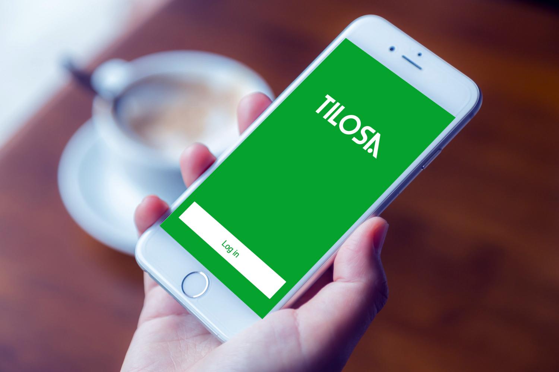 Sample branding #3 for Tilosa