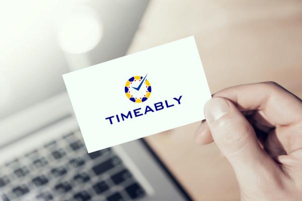 Sample branding #2 for Timeably