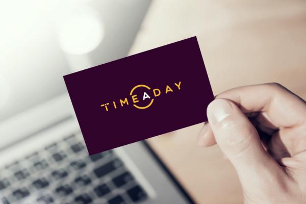 Sample branding #2 for Timeaday