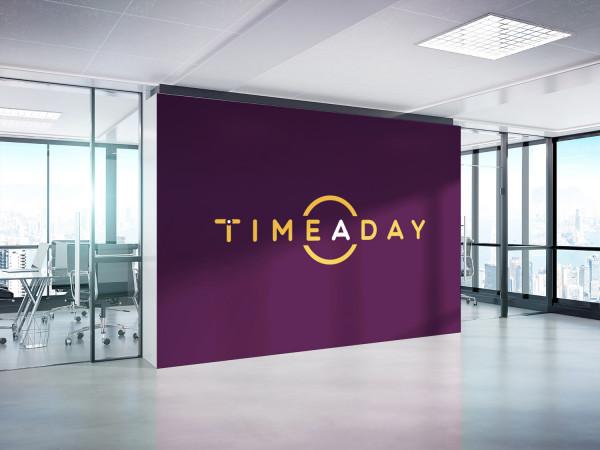 Sample branding #3 for Timeaday
