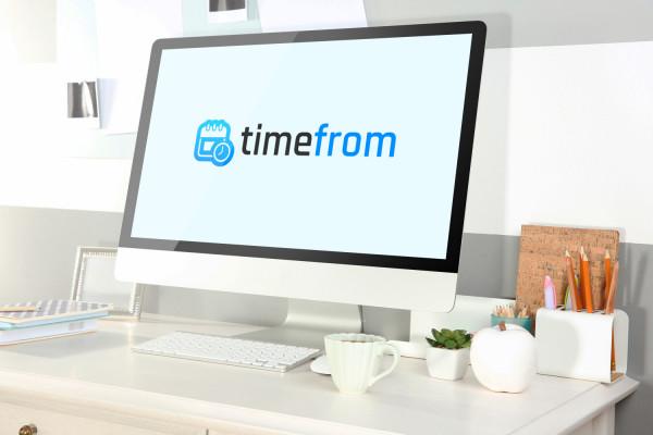 Sample branding #3 for Timefrom