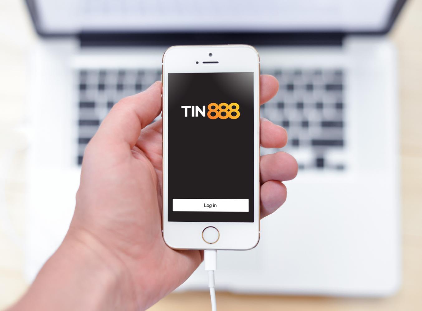 Sample branding #2 for Tin888