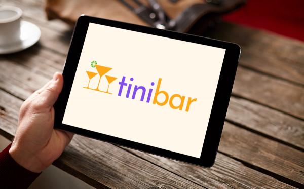 Sample branding #3 for Tinibar