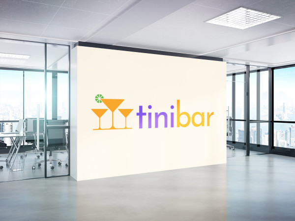 Sample branding #1 for Tinibar