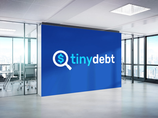Sample branding #3 for Tinydebt