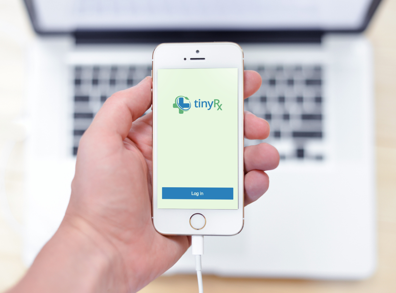 Sample branding #1 for Tinyrx