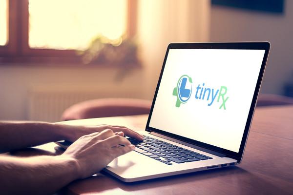 Sample branding #2 for Tinyrx