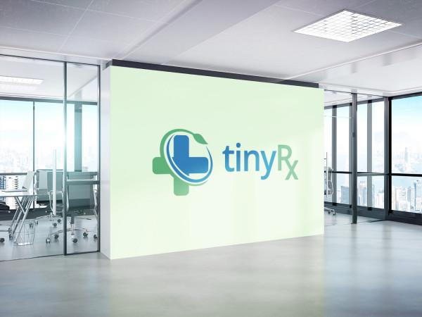 Sample branding #1 for Tinyrx