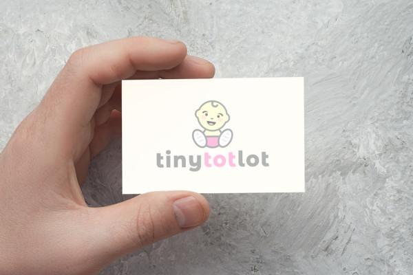 Sample branding #1 for Tinytotlot
