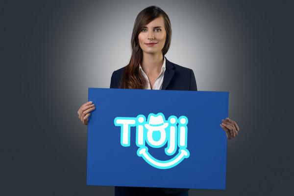 Sample branding #2 for Tioji
