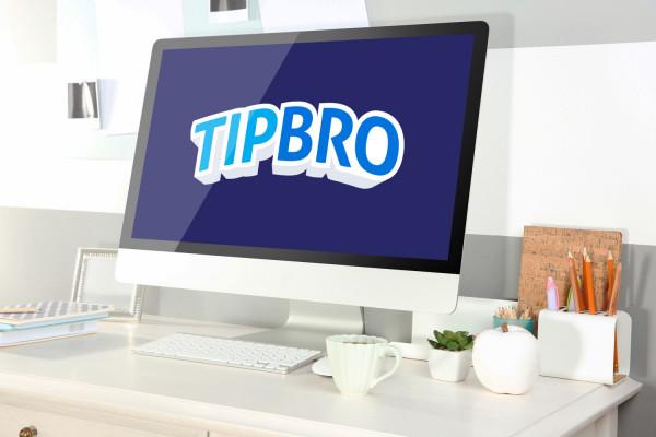 Sample branding #3 for Tipbro